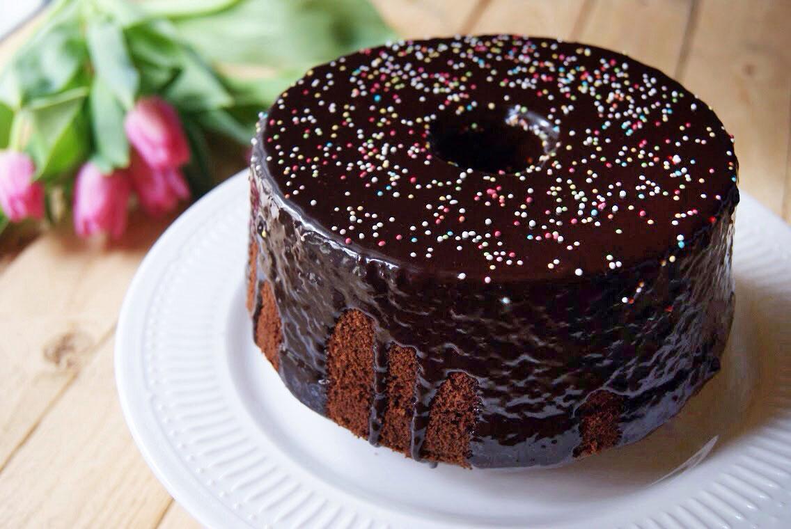 ANGEL CAKE AL MATCHA
