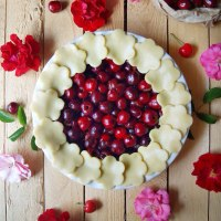 CHERRY PIE - CROSTATA DI CILIEGIE
