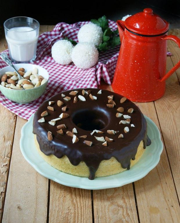 CHIFFON CAKE ALLE PERE